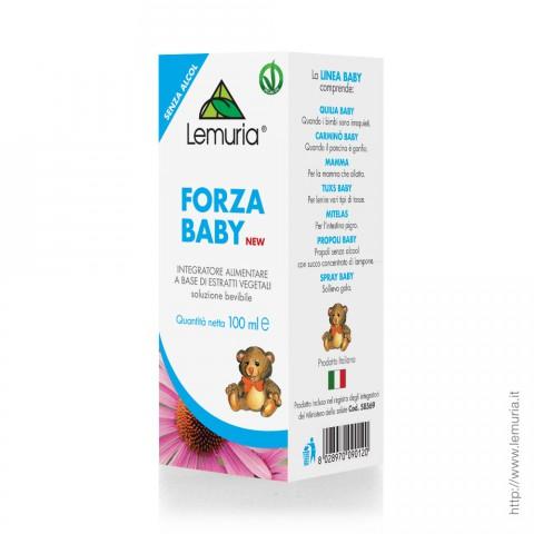 Linea Baby - FORZA BABY