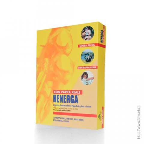 HENERGA Pappa Reale | Lemuria